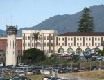 PHOTO: A view of the California State Prison at San Quentin May 15, 2009 in San Quentin, Calif.