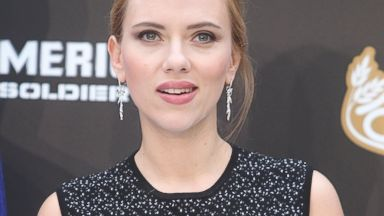 """PHOTO: Actress Scarlett Johansson attends """"Captain America: The Winter Soldier"""" premiere at Taikoo Li Sanlitun on March 24, 2014 in Beijing."""