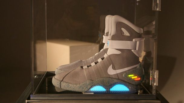 nike footwear bag back to the future