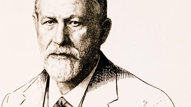 PHOTO: Austrian psychiatrist and neurologist Sigmund Freud is shown here.