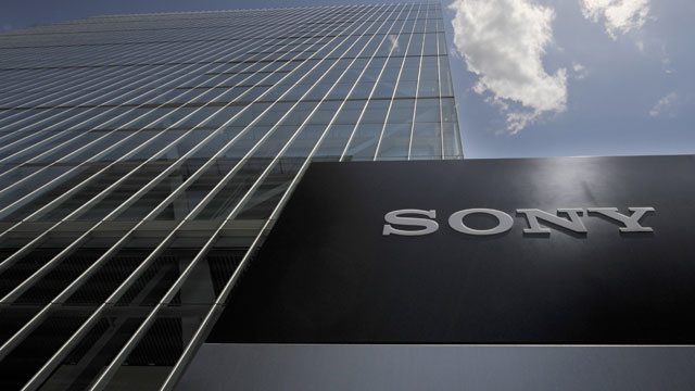 PHOTO: A picture shows the headquarters of Japanese electronics company Sony in Tokyo in this May 13, 2010 file photo.