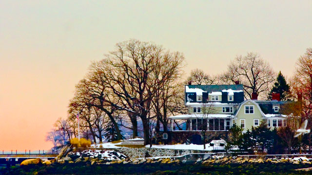 PHOTO: A house in Stamford, Connecticut