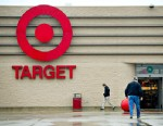 PHOTO: Shoppers enter and exit a Target Corp. store in Peru, Illinois, Feb. 7, 2013.