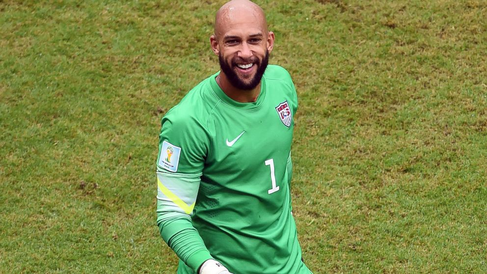2234d5807c5 2014 FIFA World Cup  Goalie Tim Howard s Endless Endorsement Potential -  ABC News