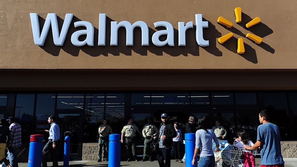 walmart to get stuck with most of food stamp shopping spree abc news