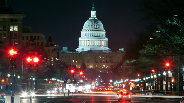 PHOTO: Capitol Building, Washington D.C.