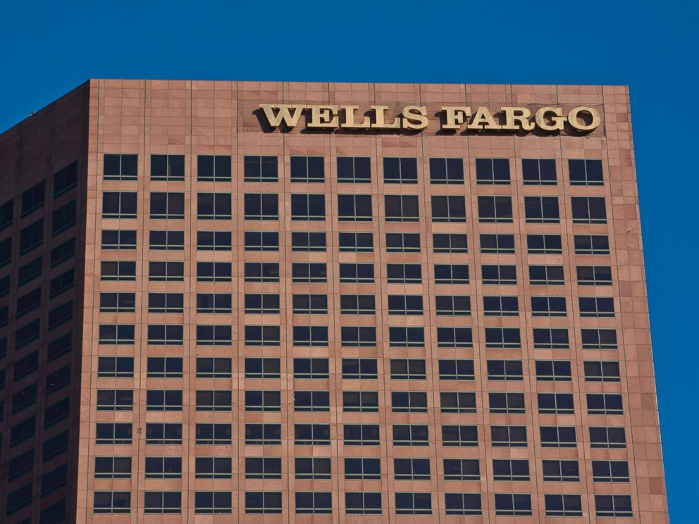 PHOTO: The downtown Wells Fargo high-rise building is seen on Jan. 27, 2012 in Los Angeles.