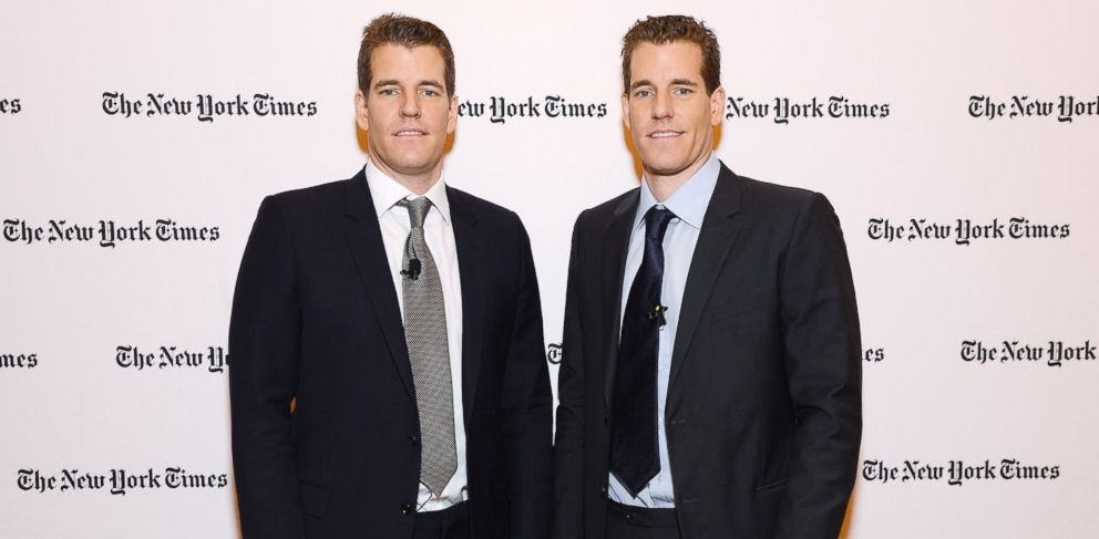 Image result for The Winklevoss Twins