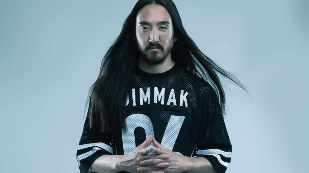 Steve Aoki Is Unstoppable