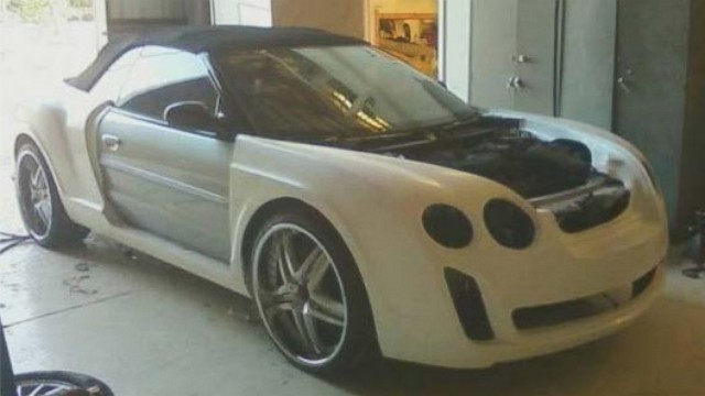 Chrysler bentley conversion