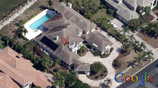 PHOTO:Investors at FYM Inc. purchased the $1.2 million bayfront home in Apollo Beach, Florida for $10,010.00 in February.
