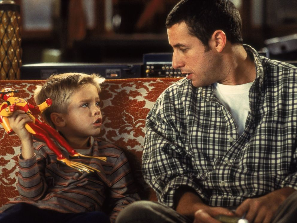 PHOTO: Adam Sandler appears in Big Daddy, one of the titles that is available streaming on Netflix.
