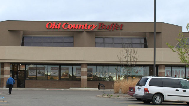 PHOTO: Old Country Buffet in Ann Arbor, Mich.