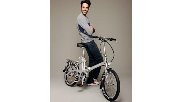PHOTO: Electric bike