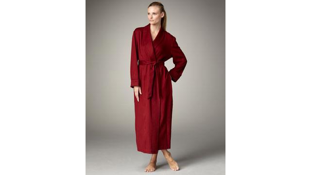 PHOTO: Loro Piana Cashmere Robe