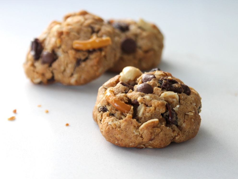 PHOTO: Trail Mix Cookies from Foodstirs.