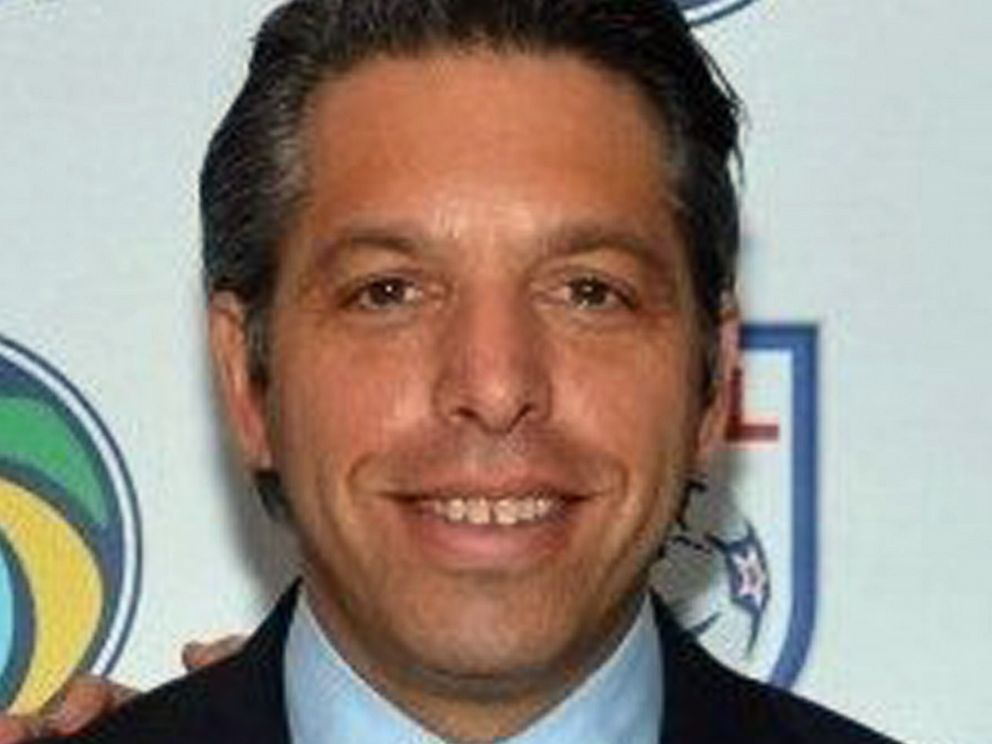 PHOTO: Aaron Davidson, President at Traffic Sports USA, is seen in an undated profile photo from his LinkedIn account.