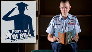 Photo: The Post-9/11 GI Bill is one of the best things to come out of Washington in years