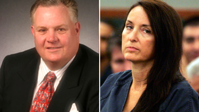 PHOTO: Las Vegas attorney David Amesbury has been found dead in Northern Calif., March 26, 2012. | Nancy Quon appears in Clark County District Court during a bail hearing before District Judge Michelle Leavitt in Las Vegas in this Aug. 18, 2011 photo.