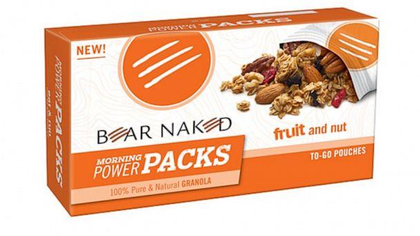 PHOTO: Bear Naked Fruit and Nut Granola