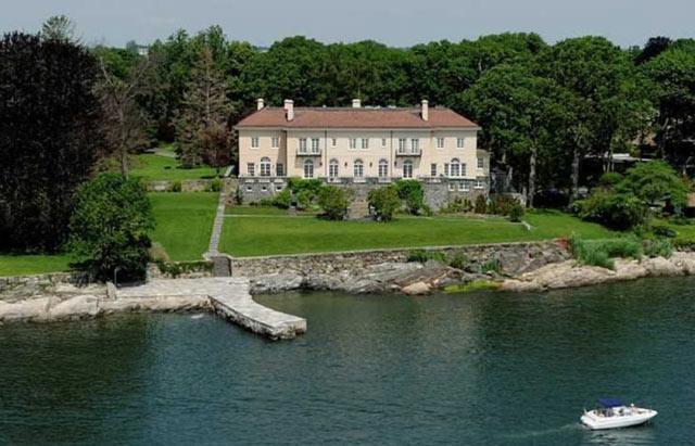 Bob Weinstein's Mansion Up For Sale