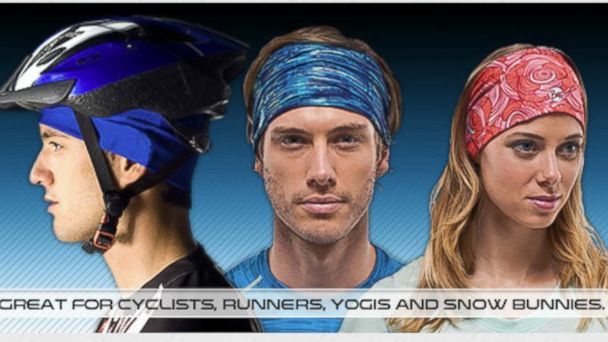 PHOTO: Buff headwear is available for sale online.