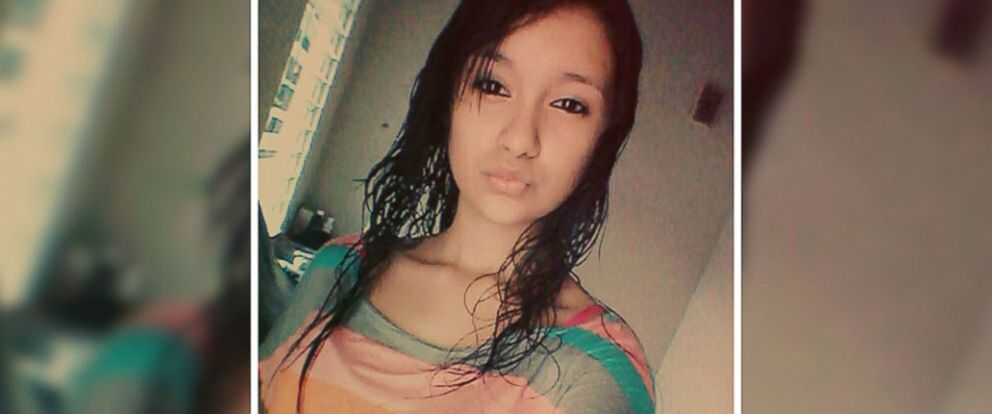 PHOTO: A girl known by her nickname, La Chiki, is seen in this undated profile photo on Facebook.