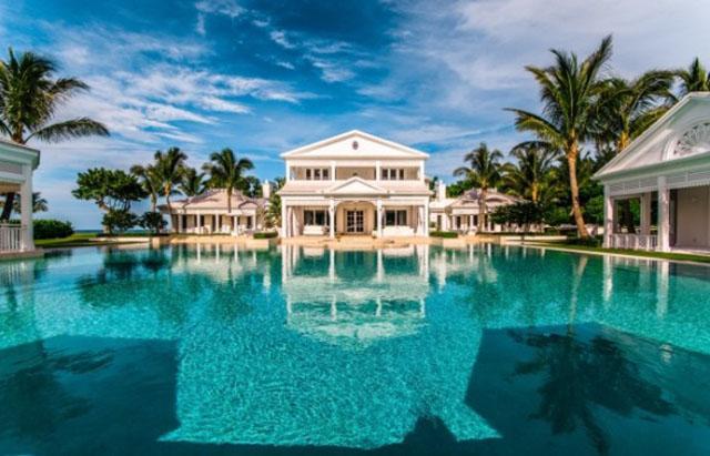 Celine Dion Selling Jupiter Island Mansion