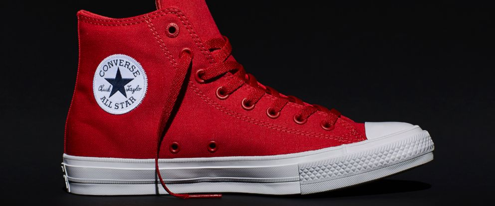 03bdaa111e0d Converse Chuck Taylors Getting First Update in Nearly 100 Years ...