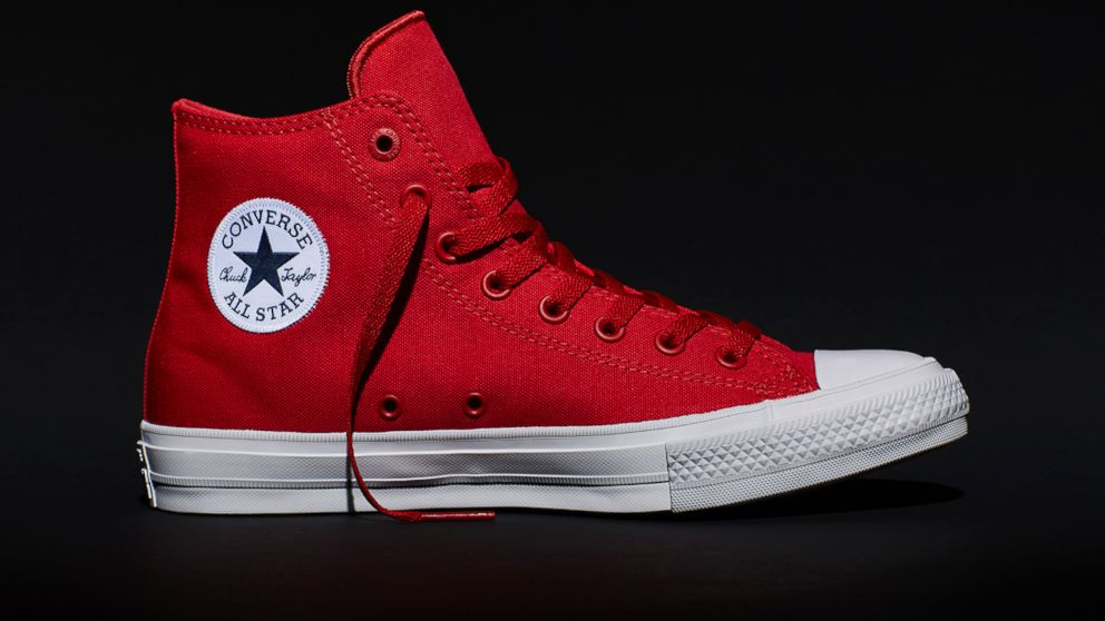 8b0d357dafe3 Converse Chuck Taylors Getting First Update in Nearly 100 Years ...