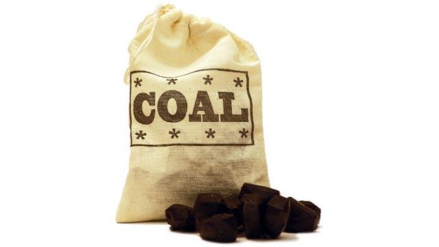 PHOTO: Cinnamon-flavored candy coal