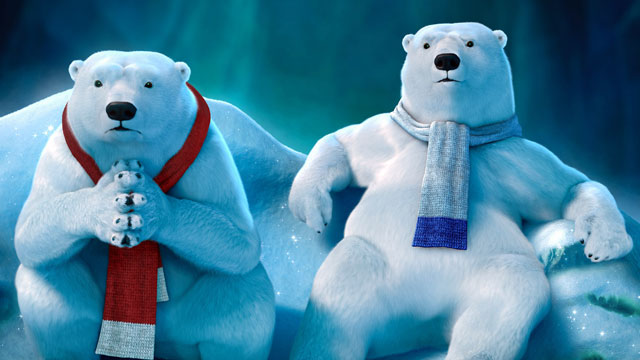 "PHOTO: In a first for Coca-Cola, the polar bears will be ""taking over"" the official @CocaCola Twitter account on Feb. 5."