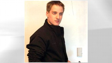 PHOTO: Eric Simons, 20, squatted at AOL?s headquarters in Palo Alto, Calif. for 2 months.