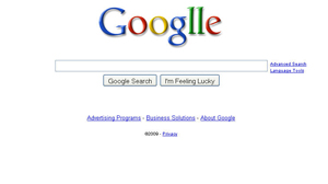 PHOTO Google turns 11.