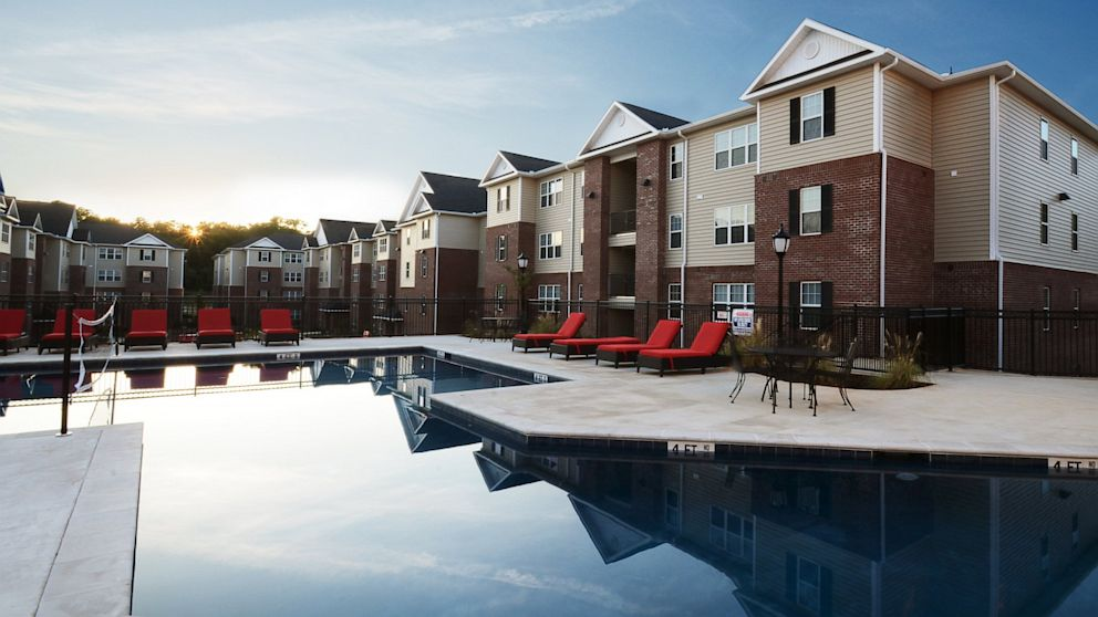 luxury college dorms offer rooftop pool tanning bed abc news