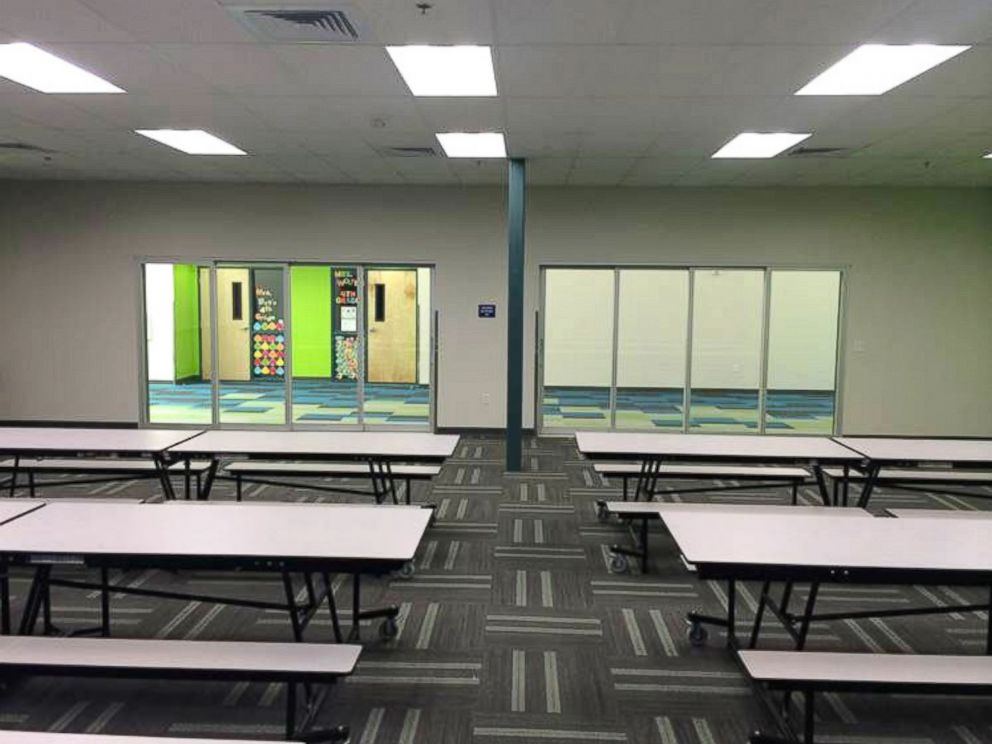 PHOTO: Sage International opened this charter school in the vacant PackCenter Mall in Boise, Idaho. Classes opened in August 2014.