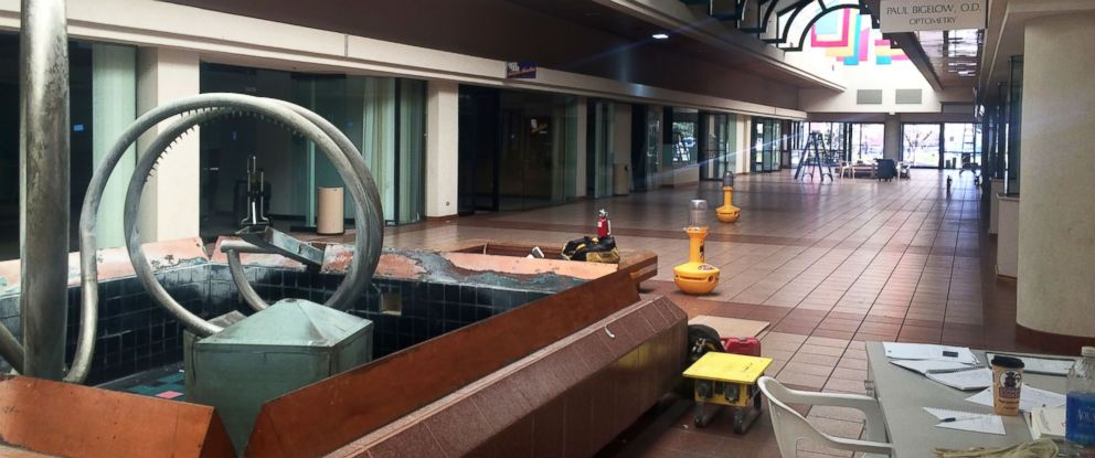 vacant mall spaces are being used as data centers schools abc news