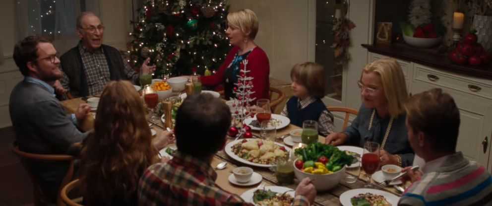photo hallmarks new christmas ads part of its keepsakeit campaign are being hallmarkyoutube - Hallmark Christmas Commercial