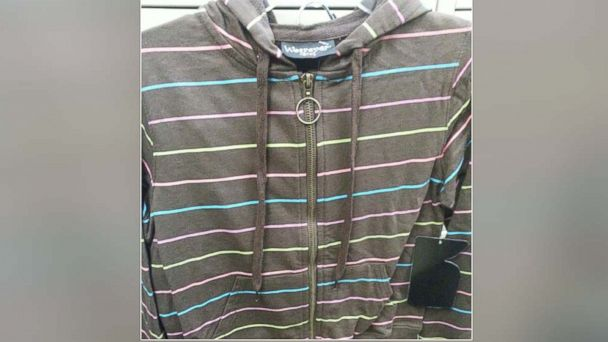 PHOTO: This Wearever Girls Hooded Jacket was recalled Dec. 4, 2013.