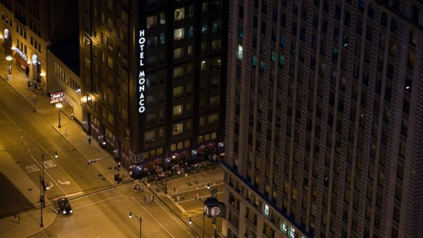 PHOTO: The Hotel Monaco in Chicago.