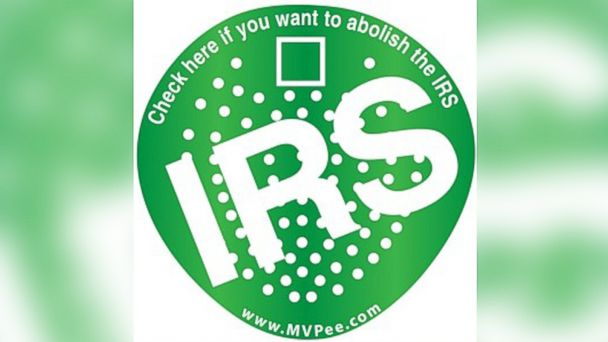 PHOTO: Pictured is the IRS urinal screen from mvpee.com.