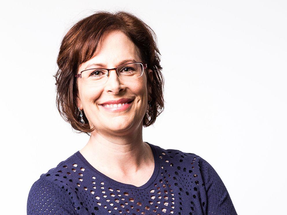 PHOTO: Kathleen Hogan is Executive Vice President of Human Resources at Microsoft.
