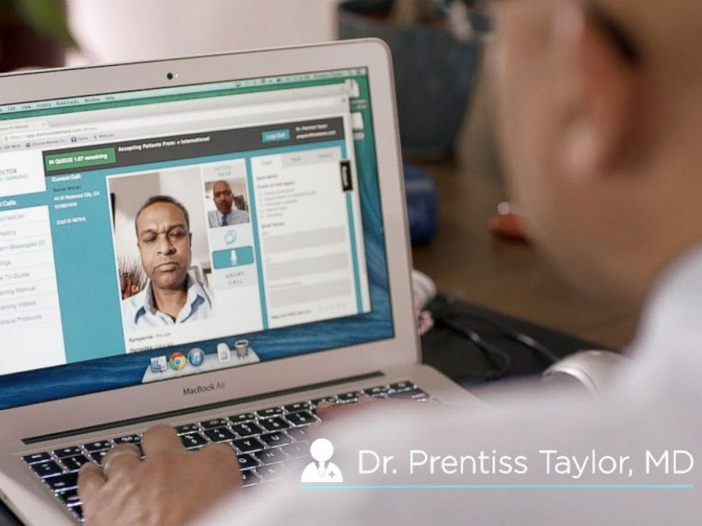 PHOTO: Doctor On Demand connects you to healthcare providers from your home or on the go.