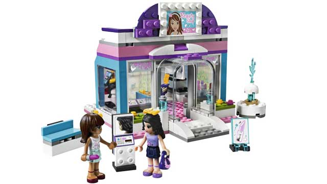 PHOTO: Campaign for a Commercial-Free Childhood released its selection of the toys that it believes embody the worst the marketplace has to offer, featuring Lego's Friends Butterfly Beauty Shop by LEGO.