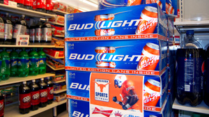 PHOTO Anheuser-Busch new customized beer can colors mimic the school colors of 26 universities