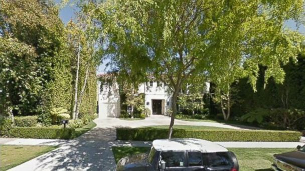 PHOTO: Where the Menendez brothers killed their parents in 1989.