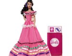 """PHOTO: Mattel is now selling """"Mexican Barbie"""" which comes complete with her own passport and documentation."""