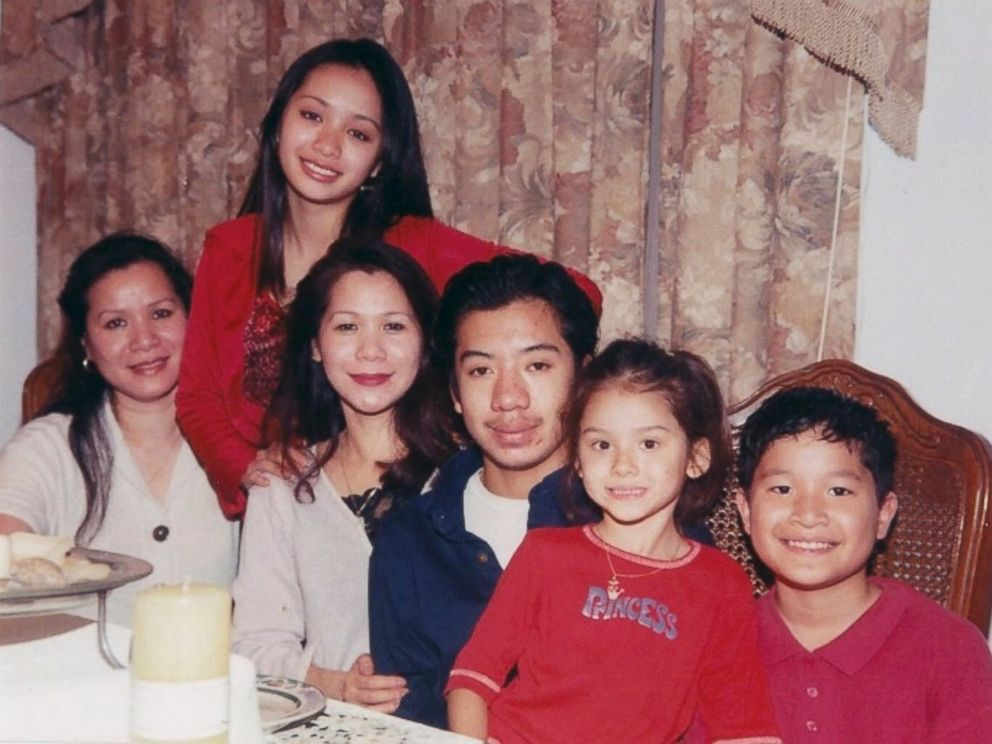 PHOTO: Michelle Phan is pictured with her family in an undated family photo.