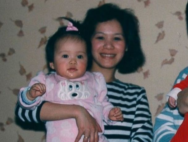 PHOTO: Michelle Phan is seen with her mother in an undated handout photo.