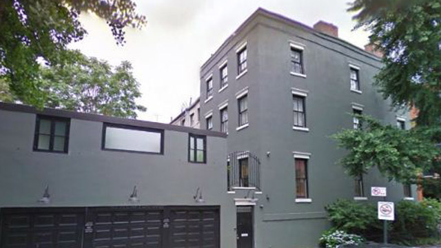 PHOTO: Michelle Williams' Brooklyn home
